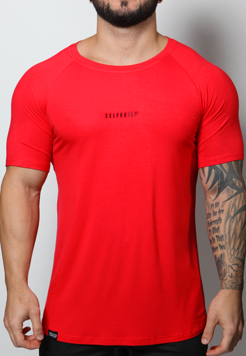 Lifestyle Tee - Military Green - selfbuiltapparel.co