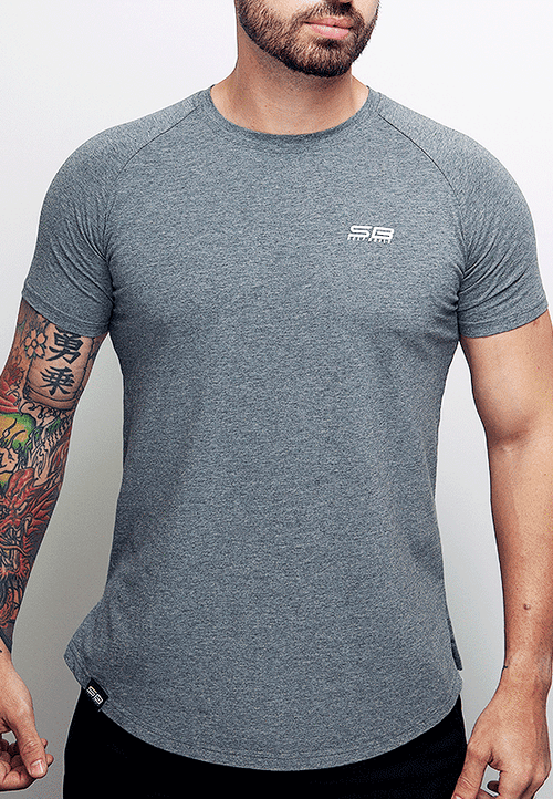Heather Gray Lifestyle Tee