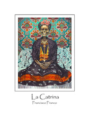 "Limited Edition ""La Catrina"" Print"