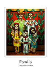 "Limited Edition ""Familia"" Print"