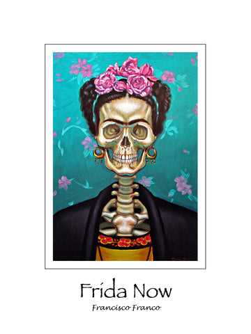 "Limited Edition ""Frida Now"" Print"
