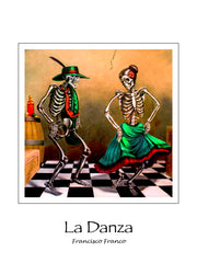 "Limited Edition ""La Danza"" Print"