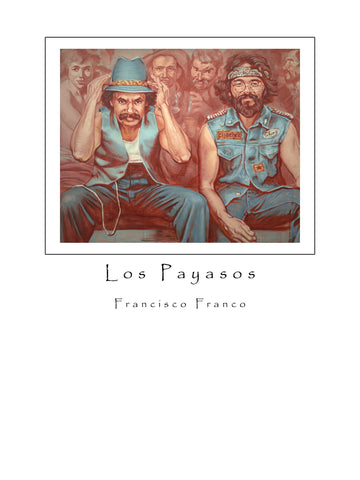 "Limited Edition ""Los Payasos"" Print"