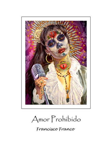 "Limited Edition ""Amor Prohibido"" Print"