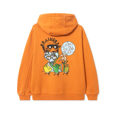 BRAIN DEAD<BR>SPRING '20<BR>'NEW FLASH' FLEECE HOODY