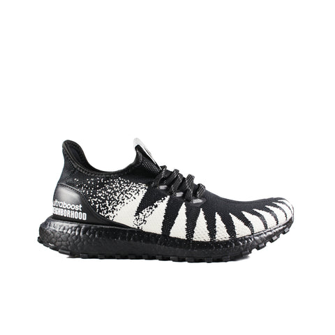 ADIDAS <BR> NEIGHBORHOOD ULTRABOOST ALL TERRAIN (CORE BLACK / CLOUD WHITE)