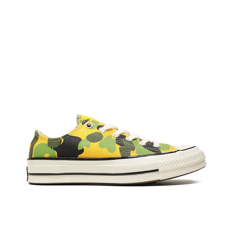 CONVERSE <BR> CTAS70 OX 'CAMO' (UNIVERSITY GOLD)