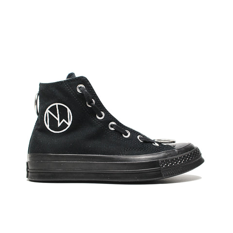 CONVERSE <BR> UNDERCOVER CTAS70 HI 'THE NEW WARRIORS' (BLACK)