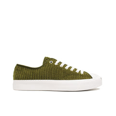 CONVERSE <BR> JACK PURCELL OX 'CORDUROY' (SURPLUS OLIVE)