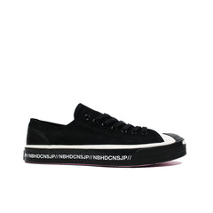 CONVERSE <BR> NEIGHBORHOOD JP MOTO OX (BLACK)