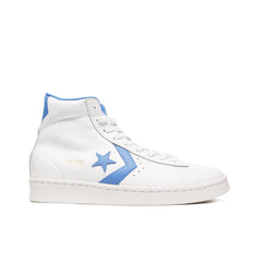 CONVERSE <BR> PRO LEATHER HI OG (WHITE / COAST BLUE)