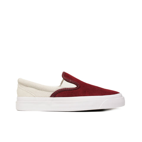 CONVERSE <BR> CONS ONE STAR CC PRO SUEDE SLIP OX (TEAM RED)