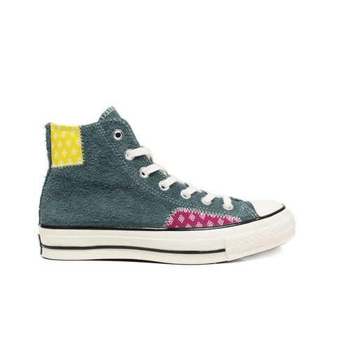 CONVERSE <BR> CTAS70 HI 'TWISTED PREP' (FADED SPRUCE)