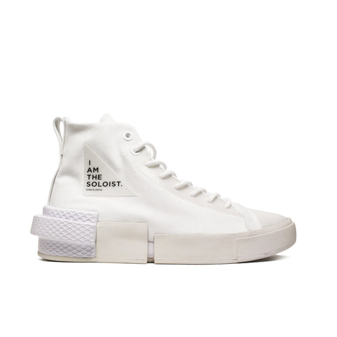 CONVERSE <BR> THE SOLOIST ALL-STAR DISRUPT CX HI (WHITE)