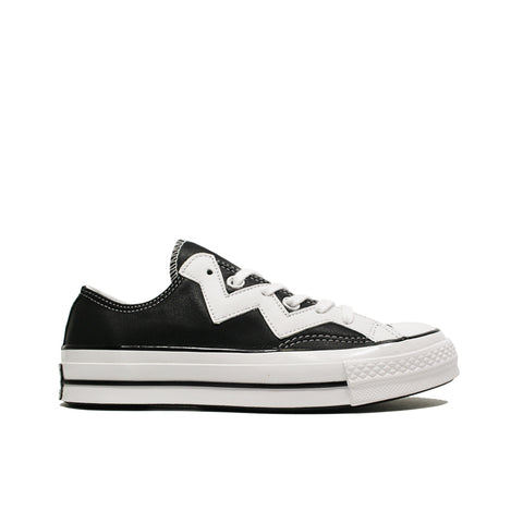 CONVERSE <br> WOMEN'S CTAS70 OX (BLACK / WHITE)