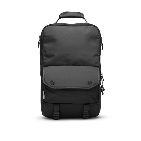 DSPTCH<BR>BOOKPACK (BLACK)