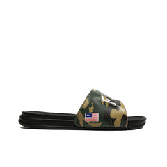 HUF <BR> FUCK IT SLIDE (WOODLAND CAMO)