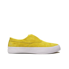 HUF <BR> DYLAN SLIP-ON (YELLOW)