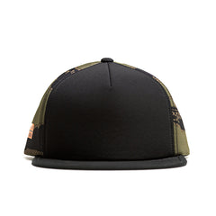"KICKS/HI <BR> HURLEY PHANTOM FORMLESS WATER CAP ""SIDE PANEL CAMO"" (DISRUPT CAMO/BLACK)"