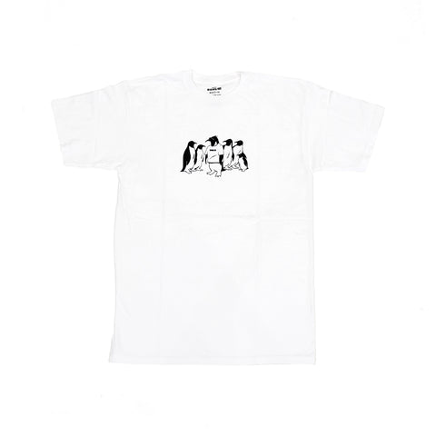 KICKS/HI <BR>SUMMER '20<BR>'OUTSTANDING' TEE (WHITE)