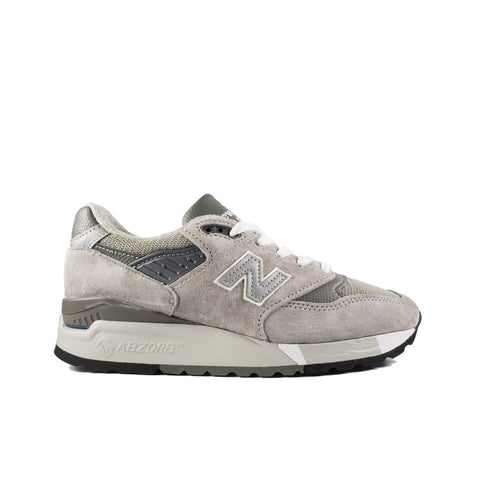 NEW BALANCE <br> MADE IN USA 998 (GREY)