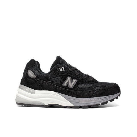 NEW BALANCE<BR>M992BL (BLACK)