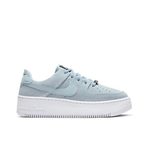 NIKE <BR> WOMEN'S AIR FORCE 1 SAGE LOW (ARMORY BLUE)