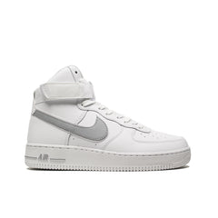 NIKE <BR> AIR FORCE 1 HIGH '07 (WHITE / WOLF GREY)