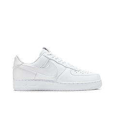 NIKE <BR> AIR FORCE 1 '07 PRM 2 (TRIPLE WHITE)