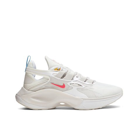 NIKE <BR> SIGNAL D/MS/X (WHITE / ORBIT RED)