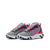 NIKE <BR> WOMEN'S REACT ELEMENT 55 (WOLF GREY / LASER FUCHSIA)