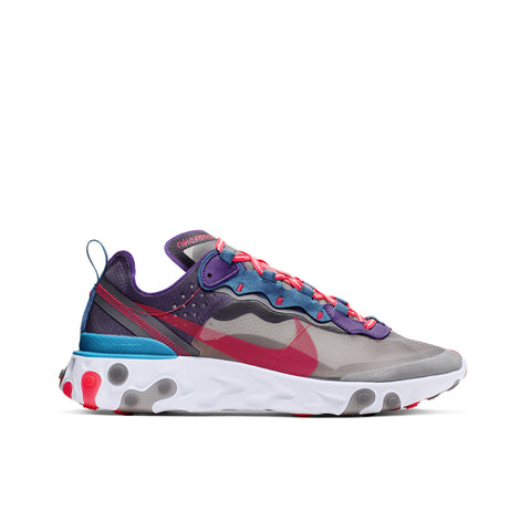 NIKE <BR> REACT ELEMENT 87 (RED ORBIT)