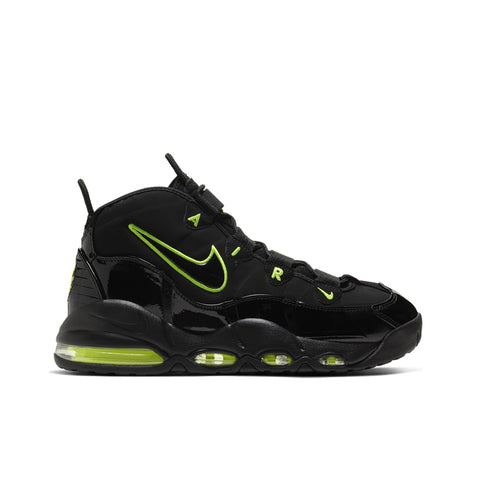 NIKE <BR> AIR MAX UPTEMPO '95 (BLACK / VOLT)