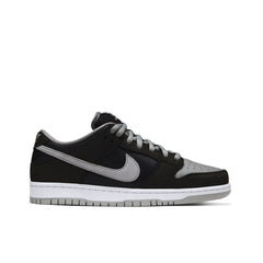 NIKE SB <BR> DUNK LOW PRO 'J-PACK SHADOW' (BLACK / MEDIUM GREY)