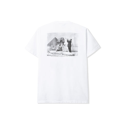 POWERS SUPPLY<BR>SPRING '20 DELIVERY 1<BR>'ARMSTRONG TEE' (WHITE)