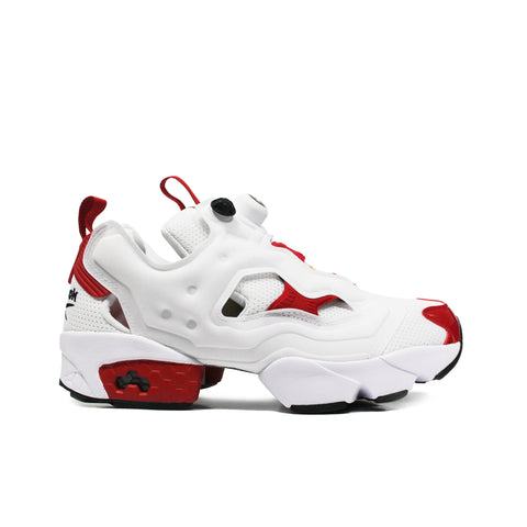 REEBOK <BR> INSTAPUMP FURY OG (WHITE / RED)