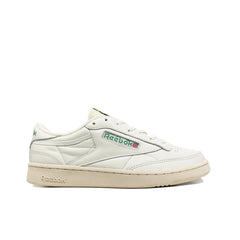 REEBOK <BR> CLUB C 85 VINTAGE (CHALK / WHITE)