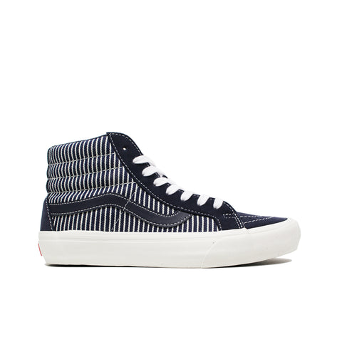 VANS VAULT <BR> MT. VERNON MILLS DENIM CO. SK8-HI REISSUE LX (PARISIAN NIGHT)