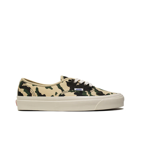 VANS <BR> AUTHENTIC 44 DX 'ANAHEIM FACTORY' (OG CAMO)