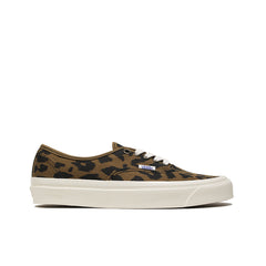 VANS <BR> AUTHENTIC 44 DX 'ANAHEIM FACTORY' (OG LEOPARD)
