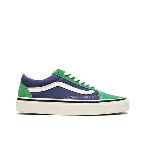 VANS <BR> OLD SKOOL 36 DX (OG EMERALD / NAVY)