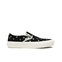 VANS VAULT <BR> OF SLIP-ON LX (BLACK / WHITE)