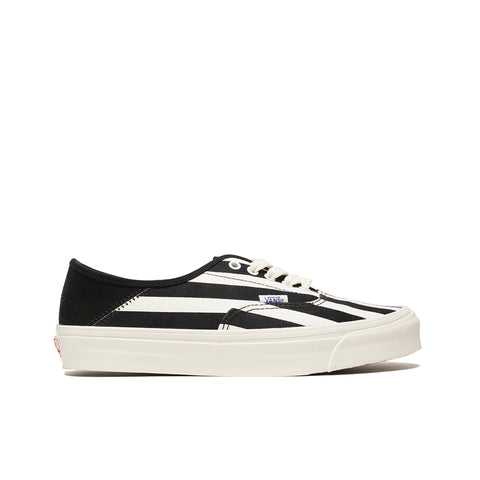 VANS <br> OG STYLE 43 LX CANVAS 'PINSTRIPE PACK' (BLACK)