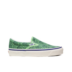 VANS <BR> ANAHEIM FACTORY SLIP-ON (OG WAVE)