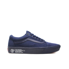 VANS <br> COMFY CUSH OLD SKOOL 'DISTORT' (DRESS BLUE)
