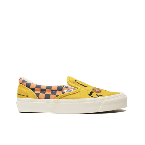 VANS VAULT <br> RALPH STEADMAN OG CLASSIC SLIP-ON LX (GONZOVATIONIST)