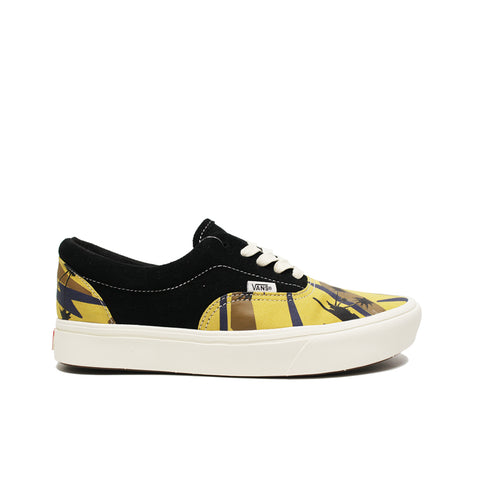 VANS VAULT <BR> COMFYCUSH ERA LX 'SUEDE / CANVAS' (BRIGHT GOLD / ISLAND BEACH)