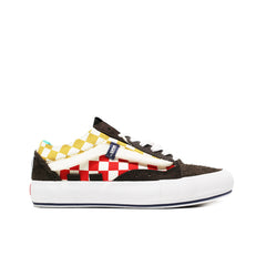 VANS VAULT <br> OLD SKOOL CAP LX 'REGRIND' (BRACKED)