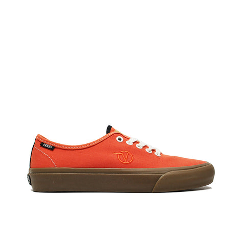 VANS VAULT <BR> TAKA HAYASHI AUTHENTIC ONE 'CANVAS' (SPICY ORANGE)