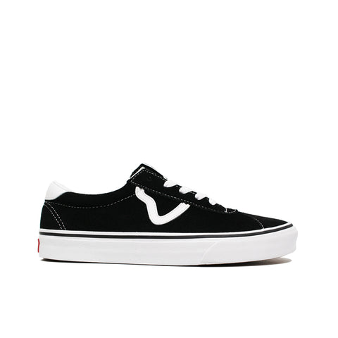 VANS <BR> EPOCH SPORT (BLACK / WHITE)
